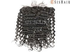 7A Virgin Hair 13 4 Silk Base Lace Frontal Closure Deep Wave 2