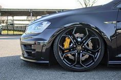 Brakes by Rebellion Automotive UK....and a set of Lambo wheels!