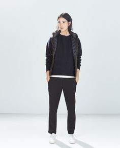 ZARA - WOMAN - ULTRA-LIGHT VEST