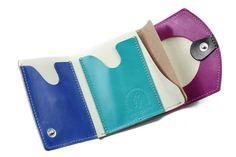【極小財布・小さい財布】小さいふ。ペケーニョ 黒唐草【日本の伝統文様シリーズ】