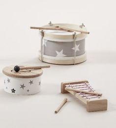 Hudobné nástroje / detsky-sivy-bubon-lovel-sk-1
