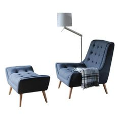 GLC603 Annecy Chair and Stool