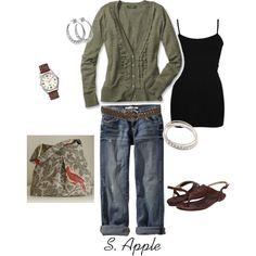 """""""Untitled #102"""" by sapple324 on polyvore Get your own personal stylist @Nesreen Mills Fix https://stitchfix.com/referral/3503147"""