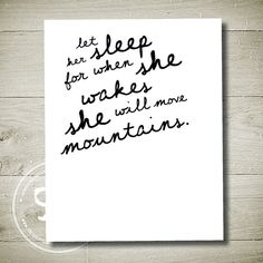 One of my favorite quotes...need a little reminder near me for when the boys forget!!!