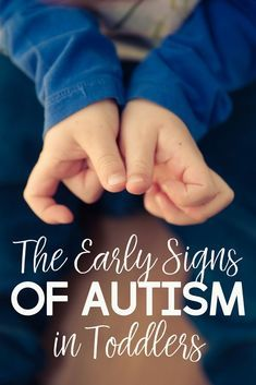 When it comes to diagnosing autism in toddlers, here are 14 early signs to watch for. autism in toddlers   early autism   asd   asd in toddlers   asd in children   articles for parents   autism spectrum   autism spectrum disorder