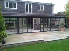 Lean-to-conservatory/sunroom #sunroom #conservatory