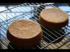 Vegan Vanilla Sponge Cake Recipe with Aquafaba - Video – Gayathri's Cook Spot