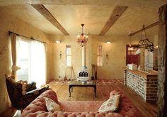 南フランス・プロヴァンスのインテリアはロマンティックで素朴 | iemo[イエモ]