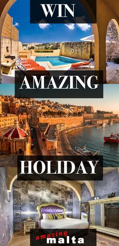 Malta is Amazing is a 5* holiday giveaway organised by The Kid Trotter Travel series in partnership with many great partners. Our aim is to both promote the amazing island of Malta (and Gozo) and to give one family (or couple) the holiday of a lifetime