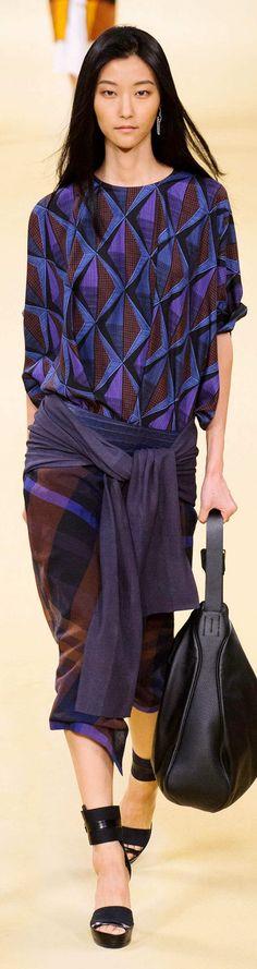Hermès Collection Spring 2015