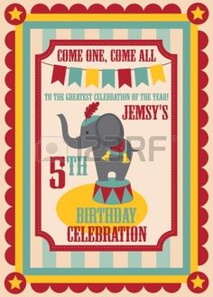 Custom kid birthday invitation and thank you diy printable pdf set kid birthday invitation card design vector illustration stock vector 20560520 stopboris Choice Image