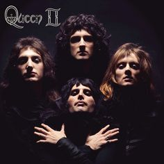 Queen - Queen II on 180g LP