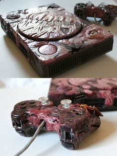 Check Out These Amazing Video Game Console Mods by Vadu Amka William Higinbotham developed Game Development Company, Video Game Development, Video Game Memes, Video Game Art, Video Games, Wii Games, Arcade Games, Nintendo, Monster Jam