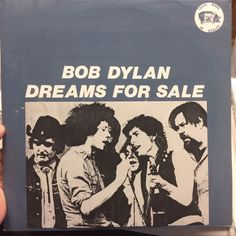 Bob Dylan - Dreams For Sale Live from 1981 LP Trade Mark of Quality RARE VINYL