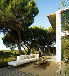 Siesta Collections Andreu World Design Chairs And Tables Outdoor Areas Outdoor