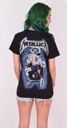 Metallica Tee WWW.SHOPLIBRETT.COM