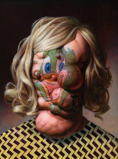Stunning paintings by Christian Rex van Minnen — T H E •• T W O
