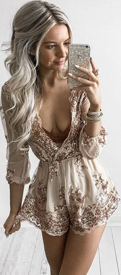 Perfect Match Playsuit                                                                             Source