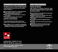 Ciclos Formativos Grado Superior - Técnico Superior en Asesoría de Imagen Personal - Técnico Superior en Estética Integral y Bienestar  www.aliciabravo.es — en Córdoba, España.