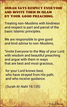 PREACH TO OTHERS BY YOUR GOOD MANNERS                                                                                                                                                     More