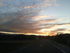 27.09.2014: Sehr schöne Abendstimmung. Hier zwischen Untergroßau und Obergroßau fotografiert.