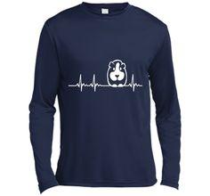 Guinea pig shirt- Guinea pig heart beat cool shirt