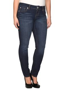 Plus Size Jeans for Women at Macy's - Plus Size Designer Jeans ...