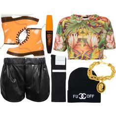 Just fuc*off by annespolyvore on Polyvore