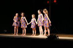 La Compagnie des Gazelles - cours enfants - spectacle juin 2013 - Grenade / Garonne. Photo Sébastien Herrera