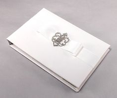 Beverly Clark The Crowned Jewel Collection Guest Book Black (Pack of Royal Wedding Themes, Personalized Wedding Guest Book, Wedding Guest List, Dots Design, Marrying My Best Friend, Wedding Videos, White Vinyl, Crown Jewels, Luxury Wedding