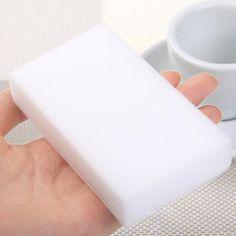 100 pcs/lot melamine sponge Magic Sponge Eraser Melamine Cleaner for Kitchen Office Bathroom Cleaning Nano sponge 10x6x2cm
