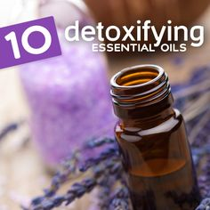 Essential oils have thousands of amazing uses. Here is how to use them for detoxifying and cleansing...