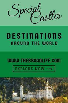 Travel Tips, Castle, Around The Worlds, Advice, Explore, Adventure, Tips, Travel Advice, Castles