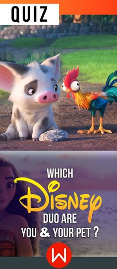 Quiz: Which Disney Duo Are You And Your Pet? This is a movie/ personality quiz that will help you to determine how which disney duo you and your pet are Funny Disney Jokes, Funny Jokes For Kids, Disney Memes, Disney Pixar, Quizz Disney, Disney Test, Disney Princess Quiz, Disney Personality Quiz, Animales