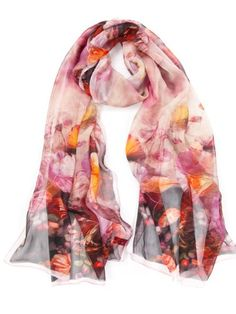 Luxurious Floral 100% Silk Scarf - Extremely Soft & Warm - Contrasting Tones La Purse,http://www.amazon.com/dp/B0087KN0Q6/ref=cm_sw_r_pi_dp_SYcBtb0EN4BVN5B5