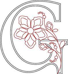 Shawkl: Five Petal Monogram
