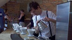 One Line Coffee in Columbus. #Cbusfoodscene