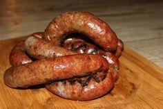 Venison Bratwurst   #recipe