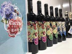Presentación de la gama de vinos diseñados para Grace's Harvest en Hong Kong