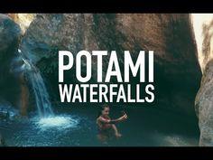 We Went To Potami Waterfalls, Samos Greece!   Shot on GoPro HERO5 - YouTube