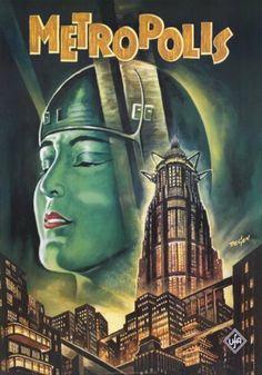 Metropolis  Rudolph Klein-Rogge,