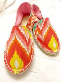 Espadrilles Handmade Shoes by CuteCreationsShop on Etsy
