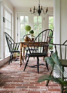 Let's Look At: The Windsor Chair « Elements of Style Blog