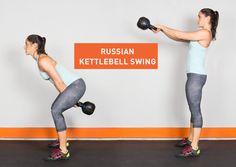 Russian Kettlebell Swing https://www.kettlebellmaniac.com/kettlebell-exercises/