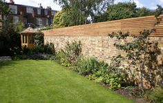 Contemporary Fencing - Thomas James Fencing - 0800 310 2206