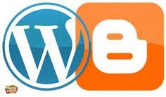 Blogger&Wordpress