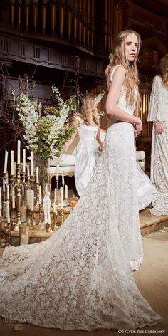 b427f266eb5 Odylyne the Ceremony Fall 2017 Wedding Dresses — New York Bridal Week  Highlights