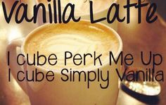 Scentsy recipe:  Vanilla Latte https://kimhatfield.scentsy.us/ https://www.facebook.com/kim.hatfield.161