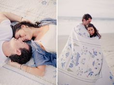 Engagement picture ideas....awesome colors for an early morning or late afternoon photo session.