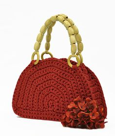 PAULA-the bag - crochet kit - Tuulia design